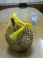 FROZEN WHOLE DURIAN or FLESH DURIAN - NATURAL 100% - COMPETITIVE PRICE