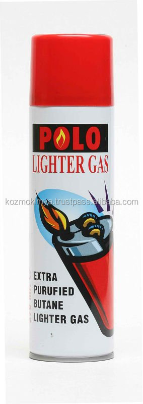 Cigarette Lighter Easy Gas Refill