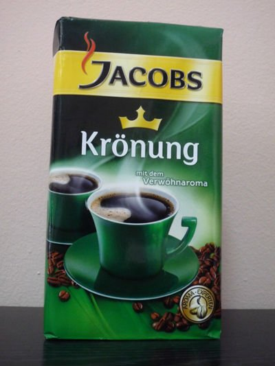Jacobs Kronung Coffee 250g, 500g