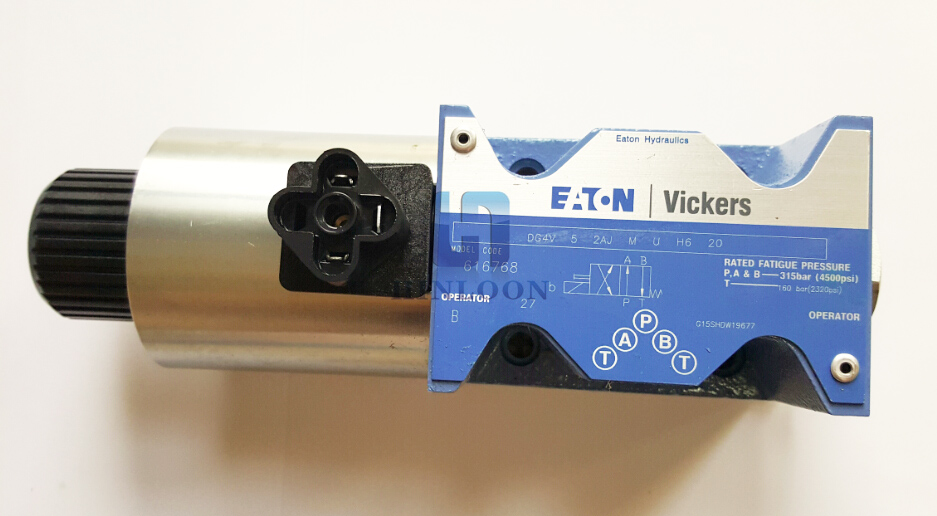 EATON VICKERS Hydraulic Valves Available in the UAE