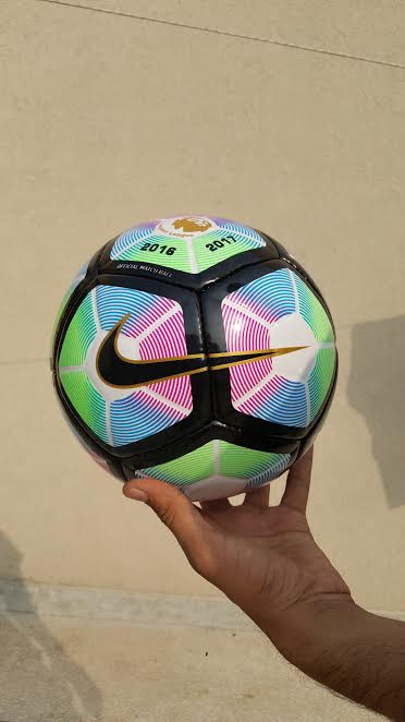 Soccer ball right day to start with new design football business