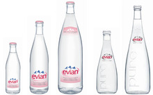 Evian Natural Mineral Water 330ML,500ML, 750ML, 1L,1.5L