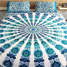 New Cotton Mandala Tapestry Indian Tapestry Wall Hanging Hippie Wall Tapestries