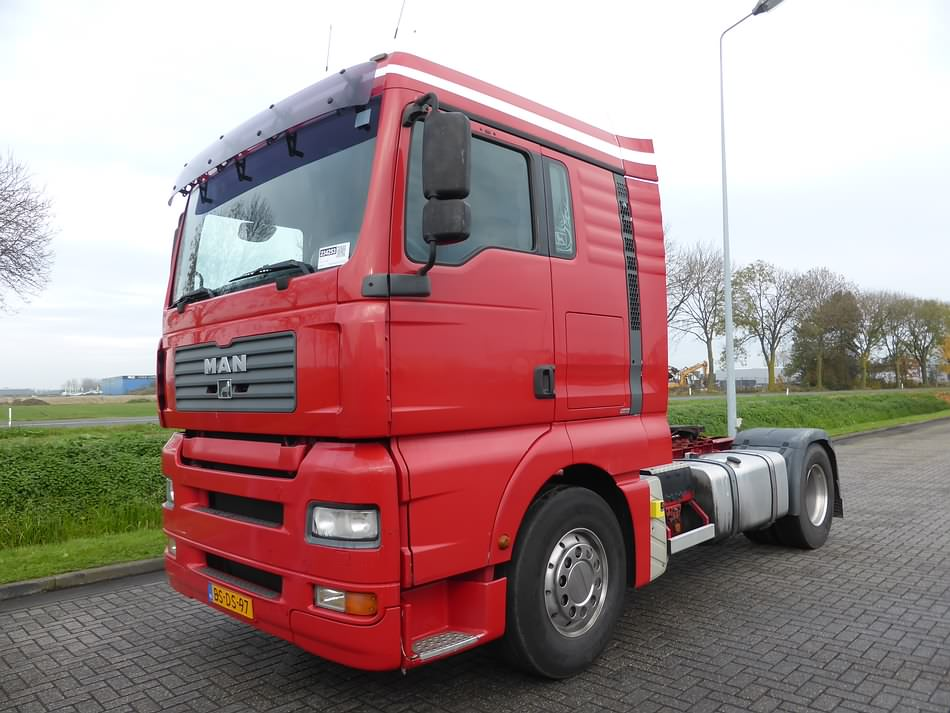 MAN Tractor Unit 18.390 XLX TGA (234253)