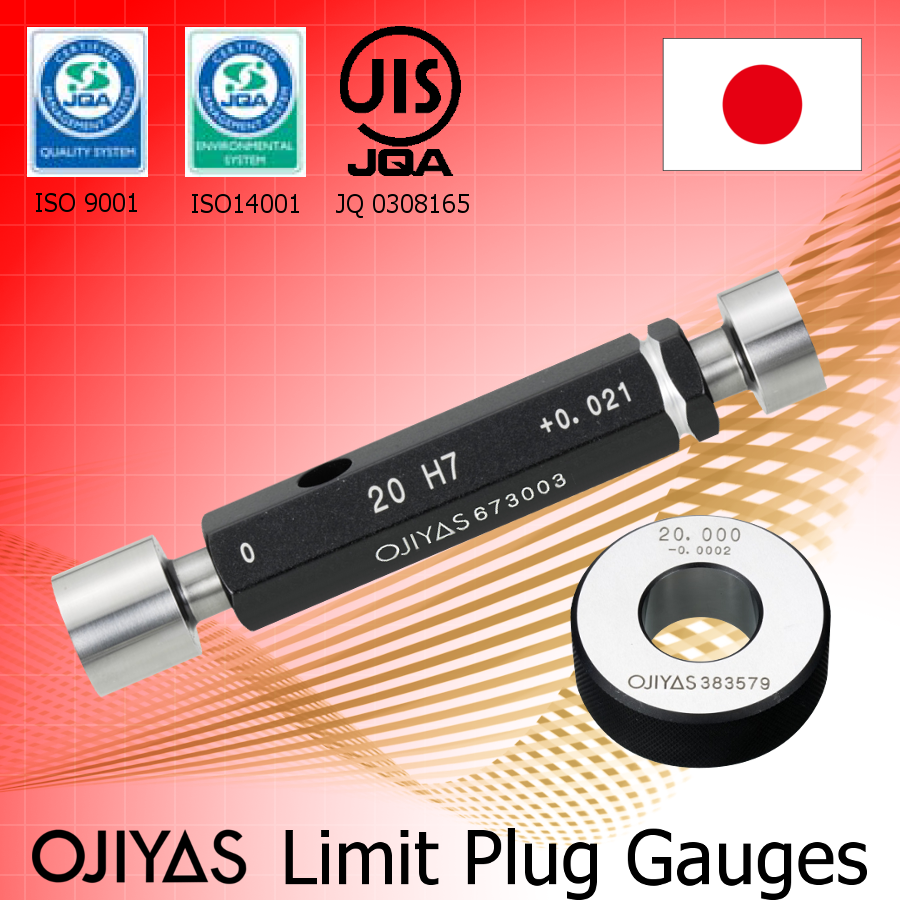 High quality and Simple pin plug gauge with reliability made in Japan