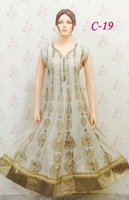 Full Heavy Embroidered Anarkali Suits