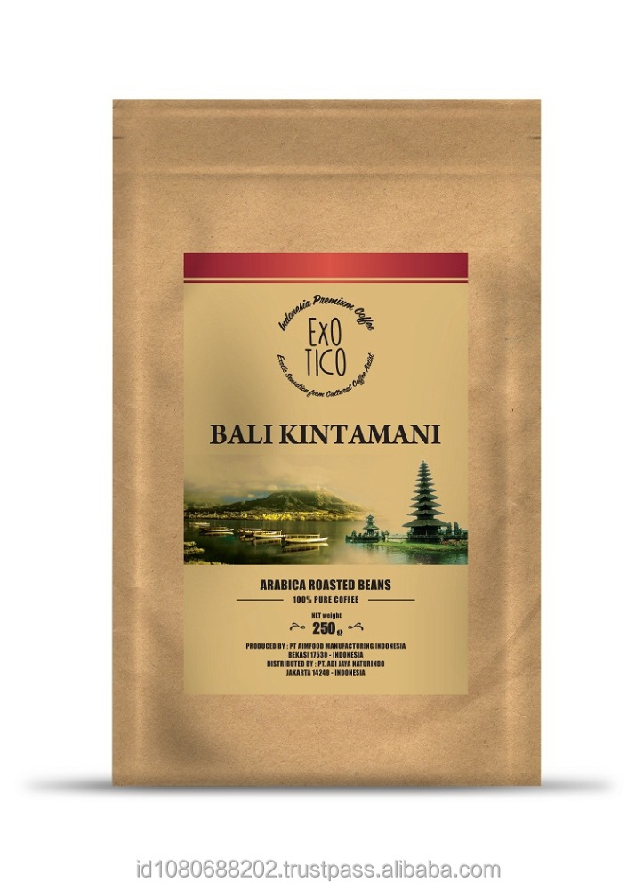 Exotico Bali Kintamani Arabica Coffee