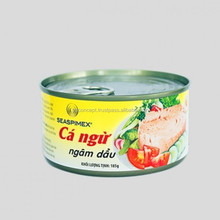 Seaspimex Tuna in Vegetable Oil 185g