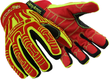 Hexarmor 2023 Red Rig Lizard Arctic safety gloves