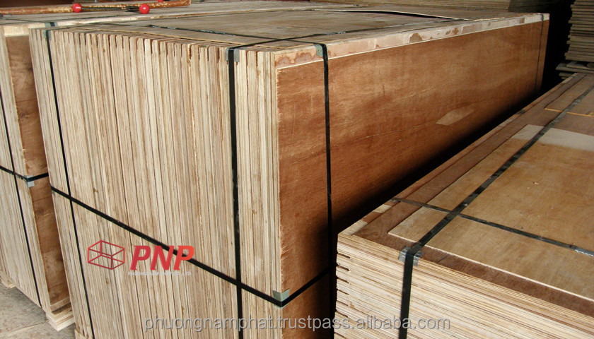 Plywood for container