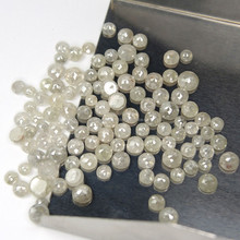 Natural Real Saumya's Old Rose cut white diamonds Wholesale direct manufacture in india.