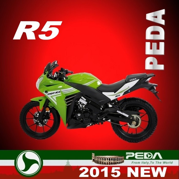 (R5) 2016 NEW racing 50cc 125cc motorcycle EEC for sale low cost Italian Design EXCLUSIVE (PEDA MOTOR)
