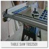"TBS2501 -10"" Table Saw"
