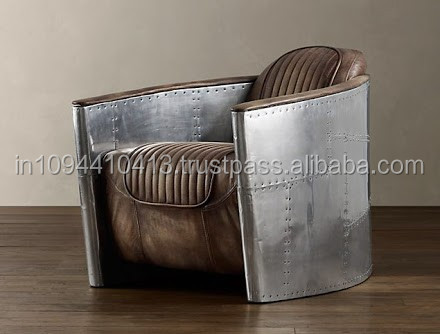 Aviator sofa cum chair living room furniture