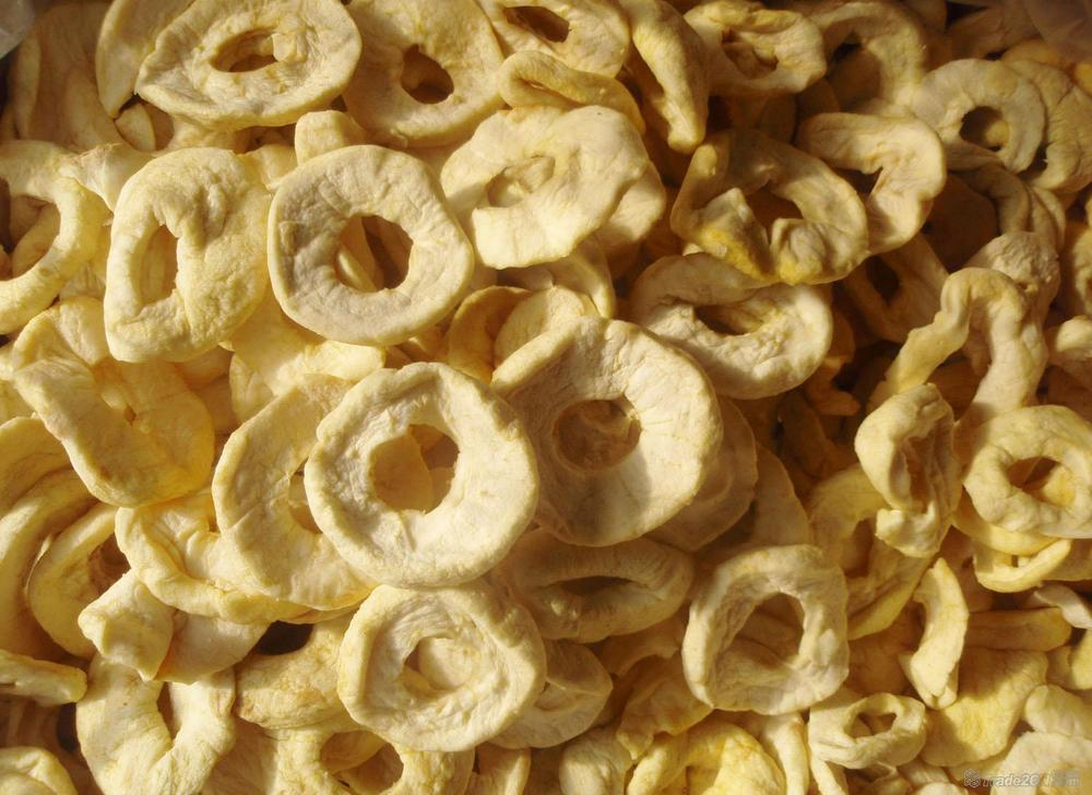 Dehydrated Apple Rings / Dried Apple