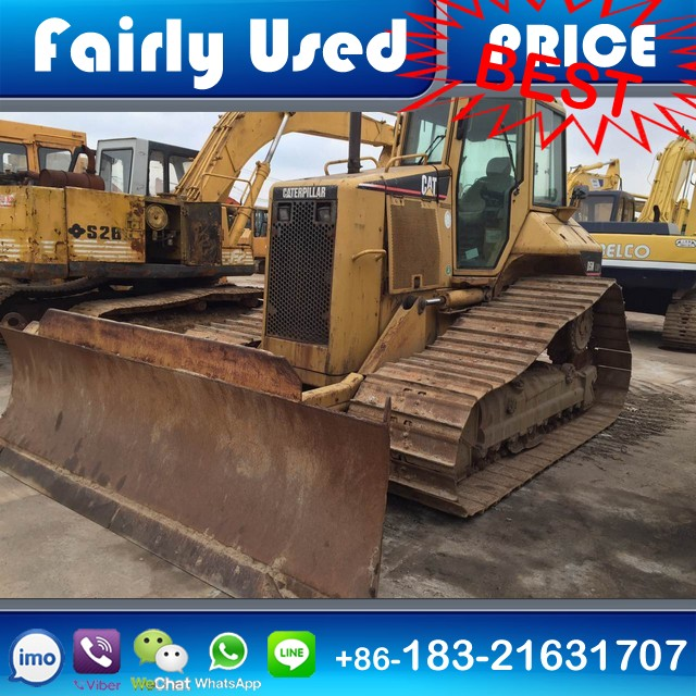 Low Price Used CAT D5N Dozer of CAT D5N Dozer with Ripper for sale