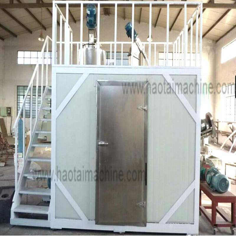 high quality industrial Stainless steel cryogenic mill/grinder mixer /Big cryogenic pulverizer