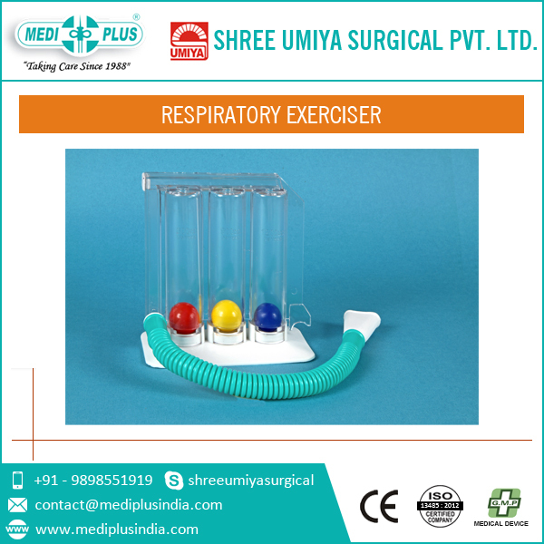Medical Disposable Respiratory exerciser for Lung Spirometer
