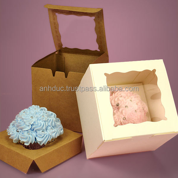 CUPCAKE BOXES & INSERTS