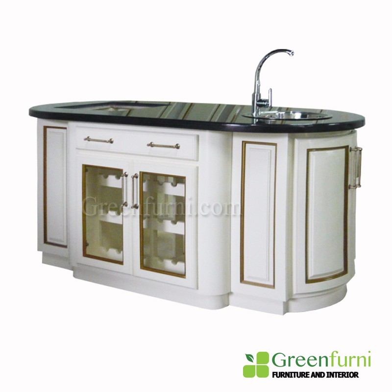 Walters Kitchen Island