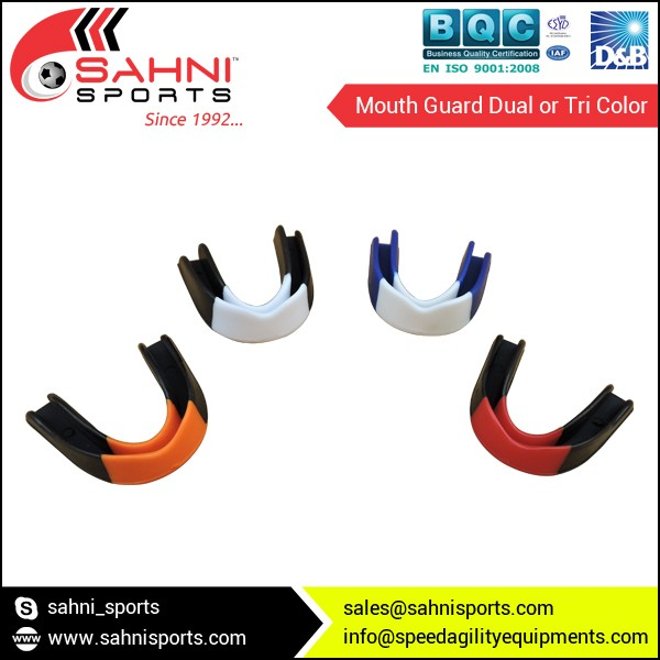 Mouth Guard Dual or Tri Color