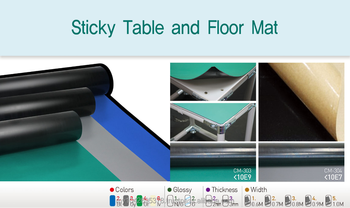 ESD Table and Floor Mat,Sticky Table and Floor Mat