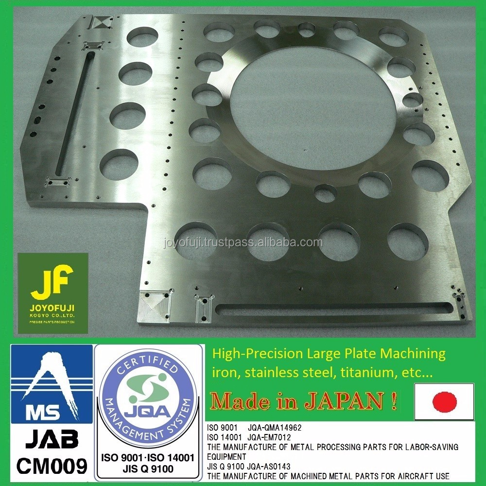 High quality and High-precision large machining for ship and boats with multiple functions made in Japan