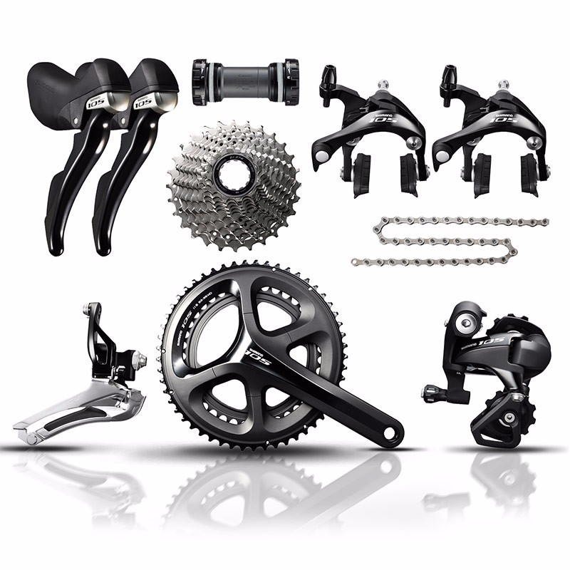 Free delivery Chorus Carbon 11 Speed Road Bike Groupset 2017
