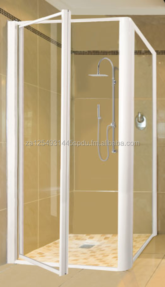 Shower Doors - Pivot and Sliding