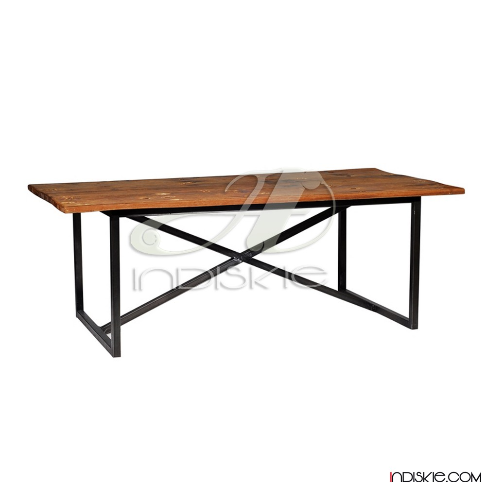 Industrial Restaurant Table