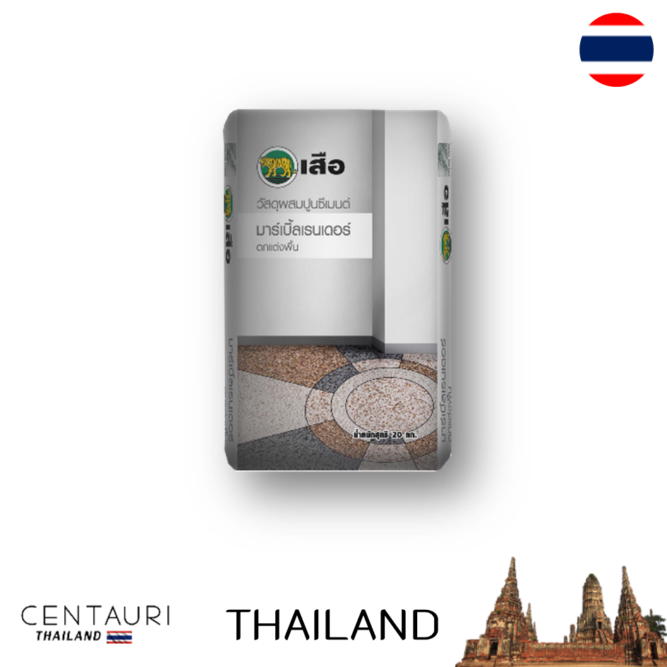 great 20 kg Bag new Nude color charcoal color White color Thai cement decorate mortar and Cement Mortar from Thailand