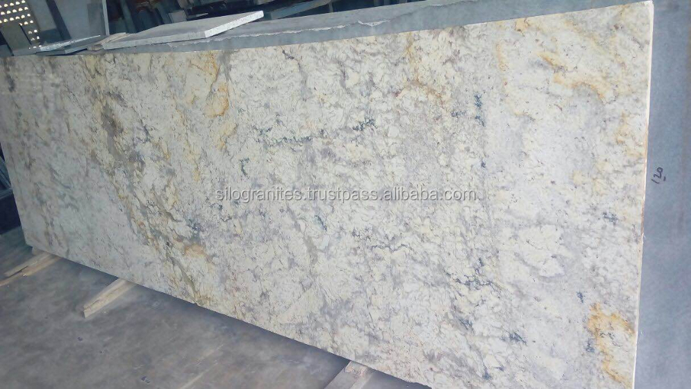 Exotic Colonial Gold Granite