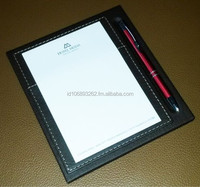 Leather Memo Pad
