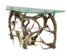 Long Horn Antler Furniture and Lighting Collection