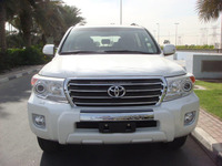 Toyota Land Cruiser 200 V8 4.5L Turbo Diesel 4x4 Automatic