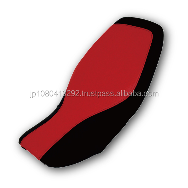 High quality seat covers for 150cc motorcycle available in various colors and model