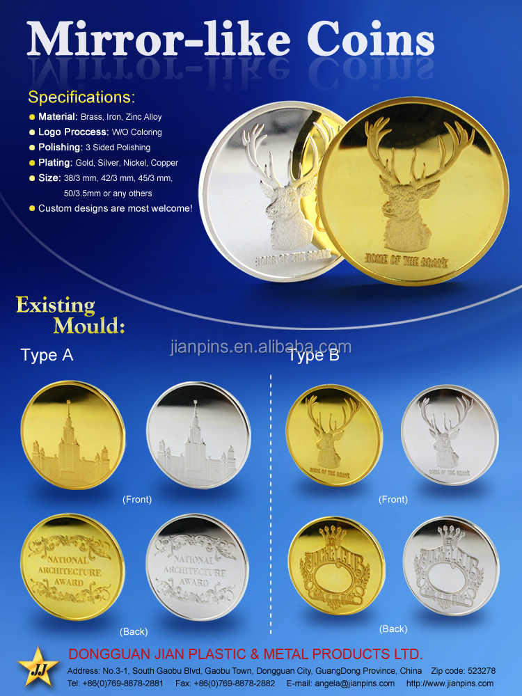 North America popular classic style coin collection
