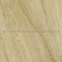 Polished Porcelain tile listello marble design floor glaze tile floor tile