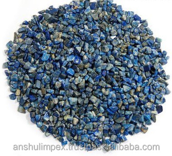 Lapis Lazuli Stone Chips for landscaping