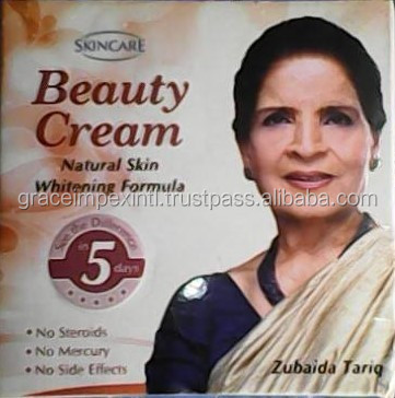 Skin care beauty cream