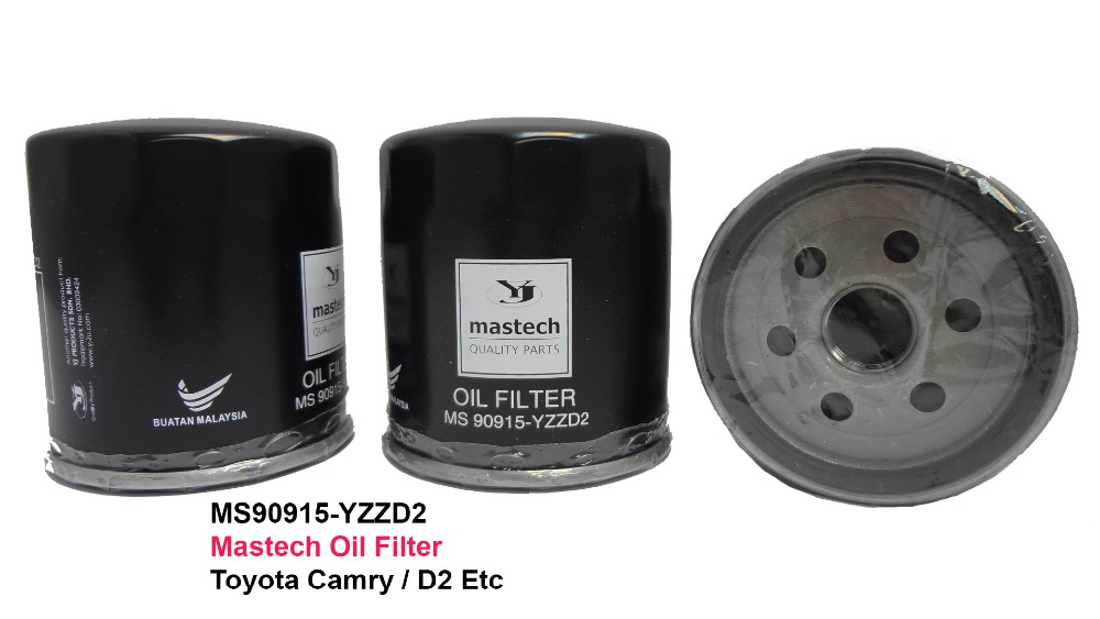 Mastech Oil Filter - Toyota D2 / Camry Etc