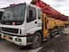 2005 2006 42m isuzu truck 2hand putzmeister concrete pump for sale