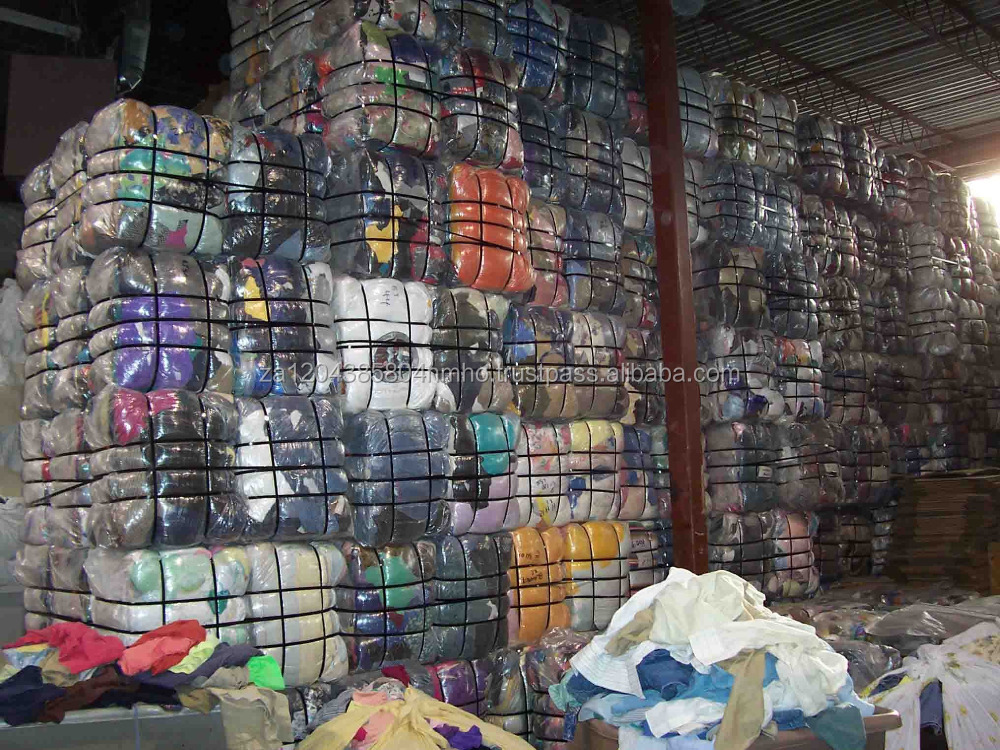 cheap Used clothes in bales
