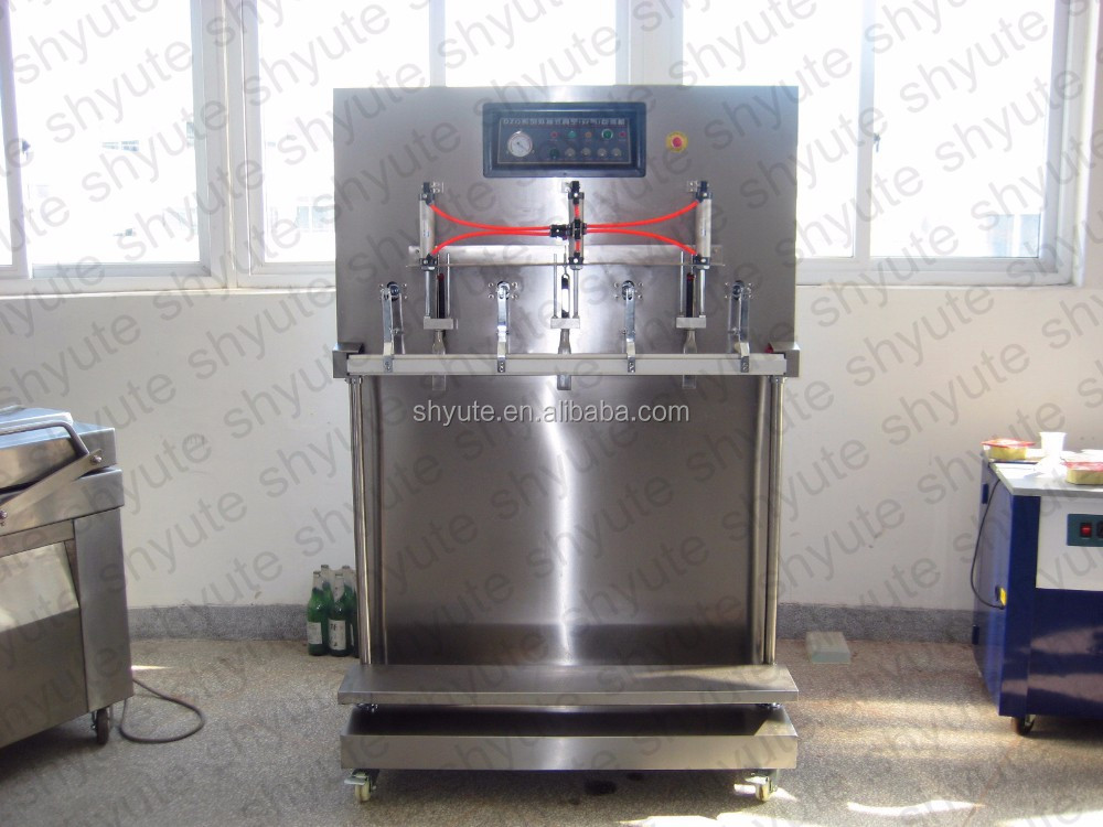 New Design DZ/DZQ-600F Vertical Vacuum Packing Machine