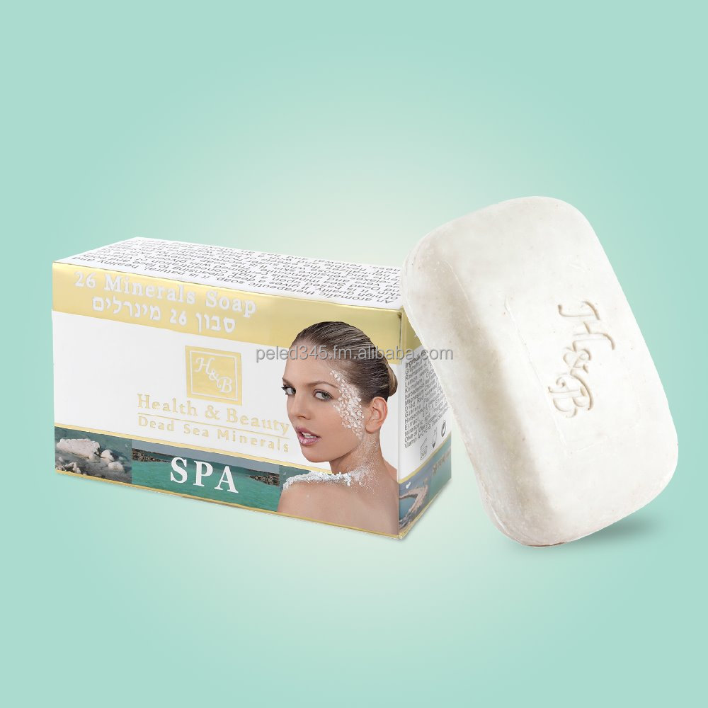 26 Minerals Dead Sea soap