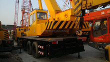 Best uesd SANY truck crane STC250 25 ton hydraulic mobile crane cheap