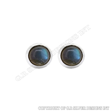 labradorite stud earrings,solid silver jewelry making,wholesale jewelry auctions