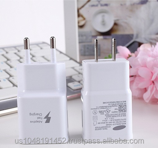 China factory custom 2.1 A usb wall charger with white/black cell phone charger for EU/UK/US Plug 2015 new design kltmobile