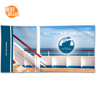 USA Made Full Color Sublimated Beach Towel - measures 28