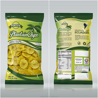 Organic Plantain Banana Chips Best Quality
